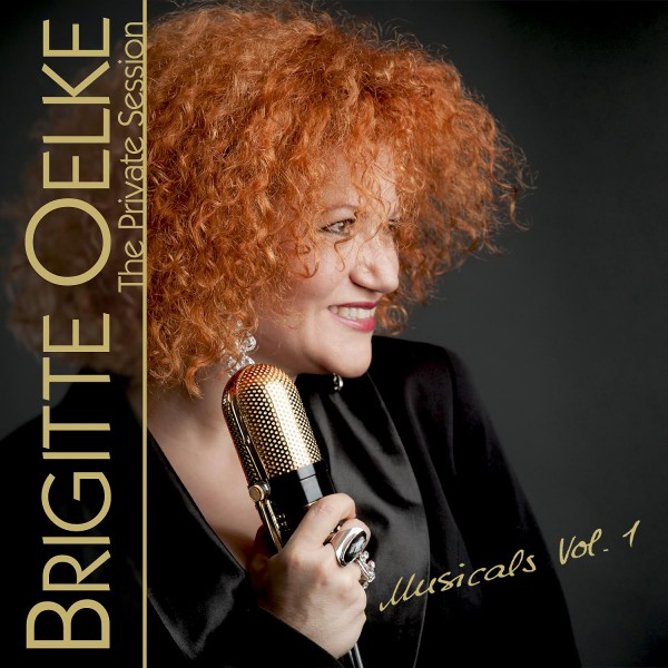 blickpunkt musical ABO plus CD Brigitte Oelke - The Private Session - Musicals Vol.1
