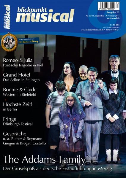 blickpunkt musical - 05-14 - Ausgabe 72