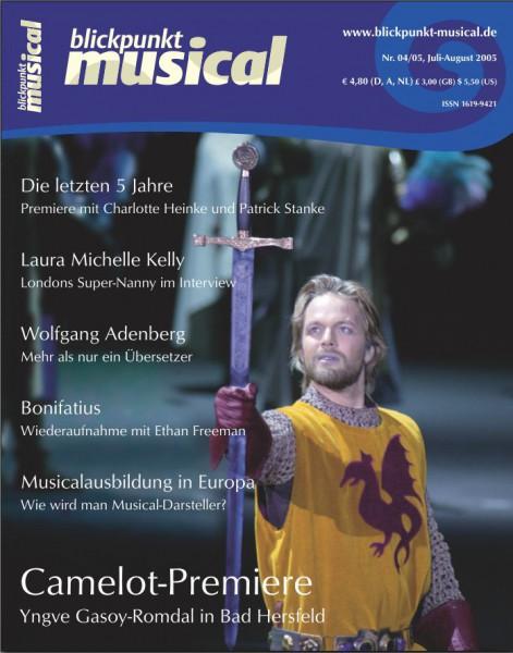 blickpunkt musical - 04-05 - Ausgabe 21