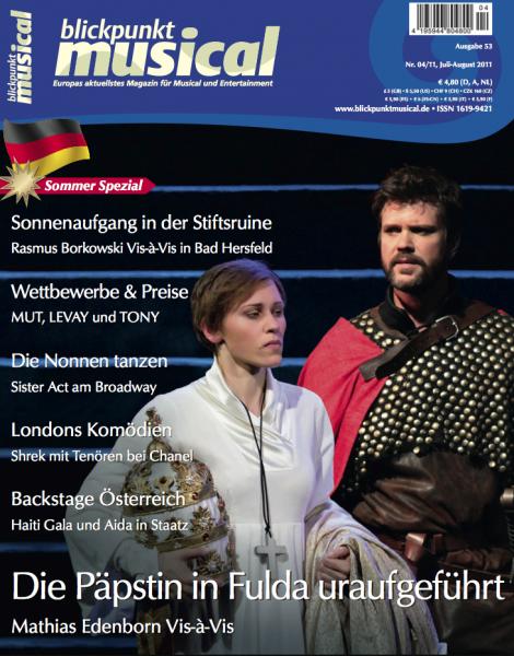 blickpunkt musical - 04-11 - Ausgabe 53