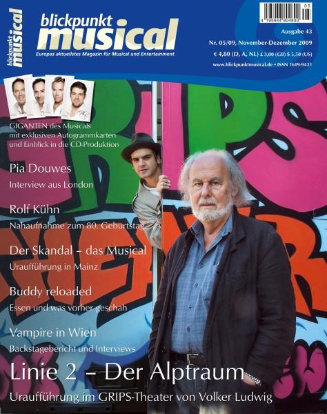 blickpunkt musical - 05-09 - Ausgabe 43