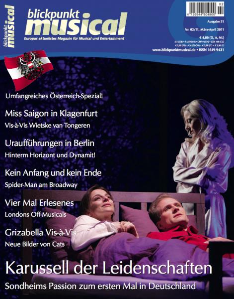 blickpunkt musical - 02-11 - Ausgabe 51