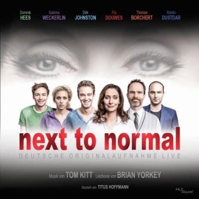 NEXT TO NORMAL - Doppel CD - Original Fürth Cast