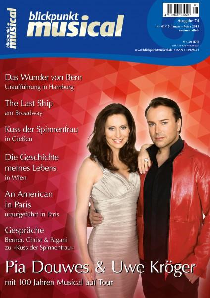 blickpunkt musical - 01-15 - Ausgabe 74