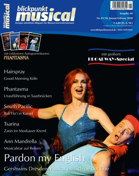 blickpunkt musical - 01-10 - Ausgabe 44