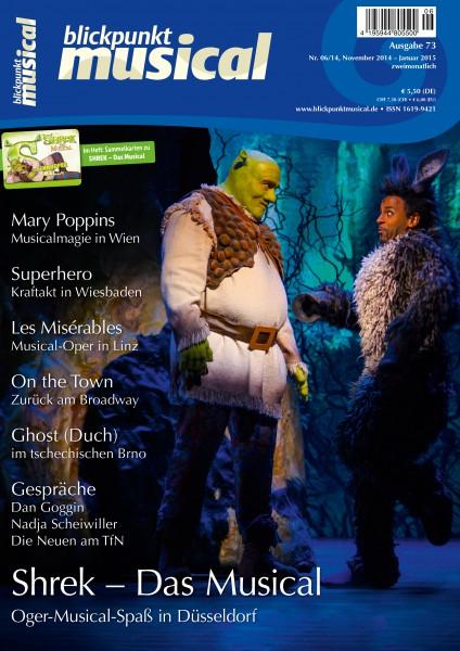 blickpunkt musical - 06-14 - Ausgabe 73