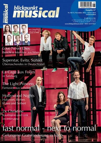 blickpunkt musical - 06-13 - Ausgabe 67
