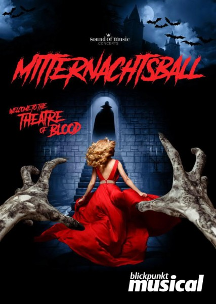 Sonderheft - Mitternachtsball 2017 - The Theatre of Blood BUNDLE