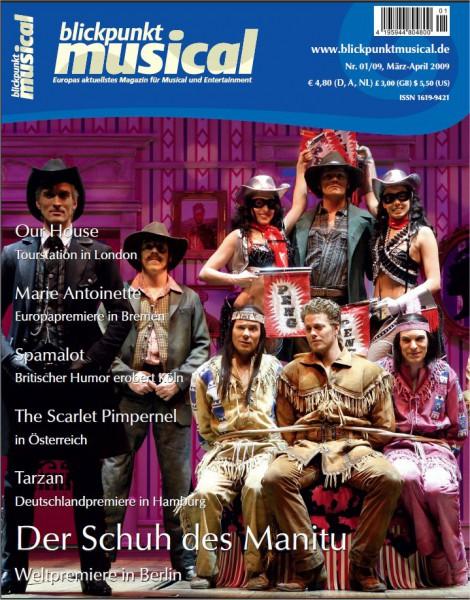 blickpunkt musical - 01-09 - Ausgabe 39