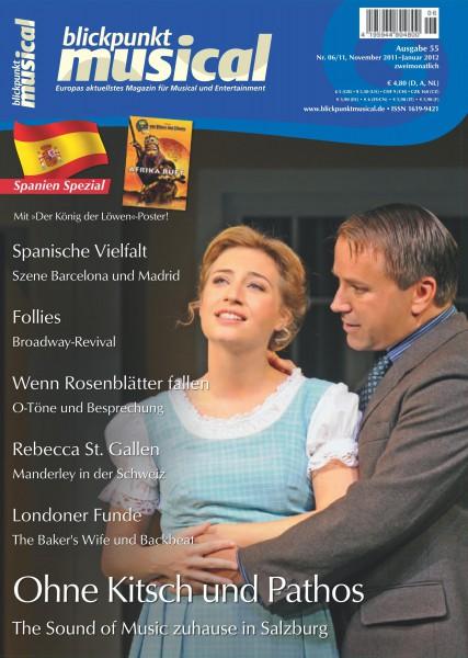blickpunkt musical - 06-11 - Ausgabe 55