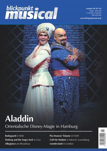 blickpunkt musical - 01-16 - Ausgabe 80