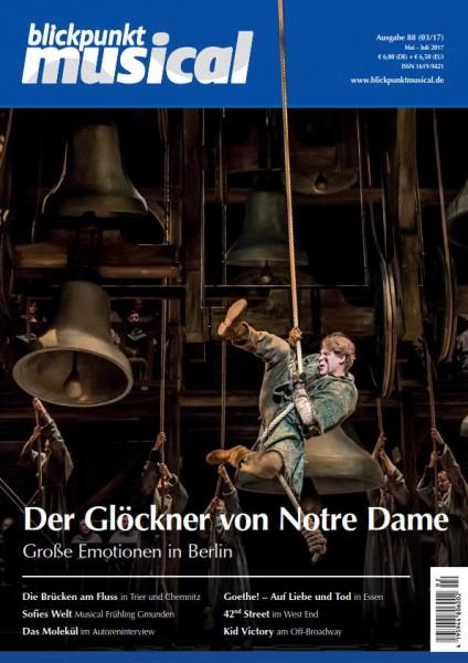 blickpunkt musical - 03-17 - Ausgabe 88 DOWNLOAD