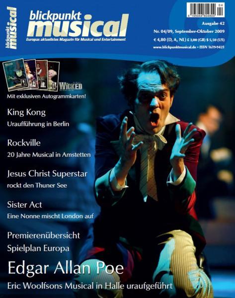 blickpunkt musical - 04-09 - Ausgabe 42