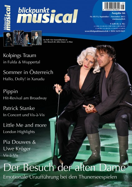 blickpunkt musical - 05-13 - Ausgabe 66 DOWNLOAD