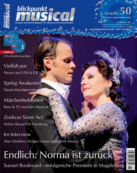 blickpunkt musical - 01-11 - Ausgabe 50