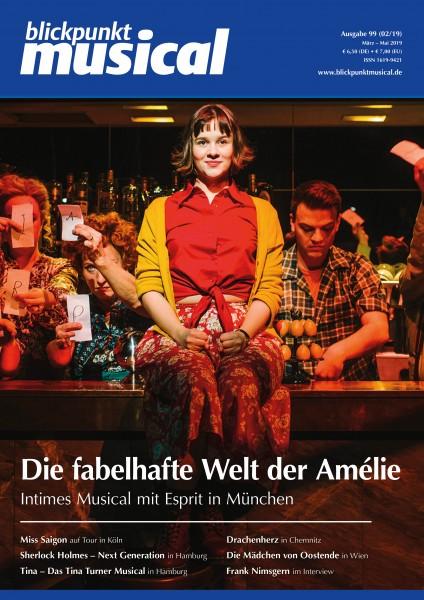 blickpunkt musical - 02-19 - Ausgabe 99