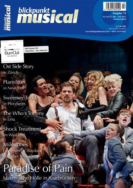 blickpunkt musical - 03-15 - Ausgabe 76