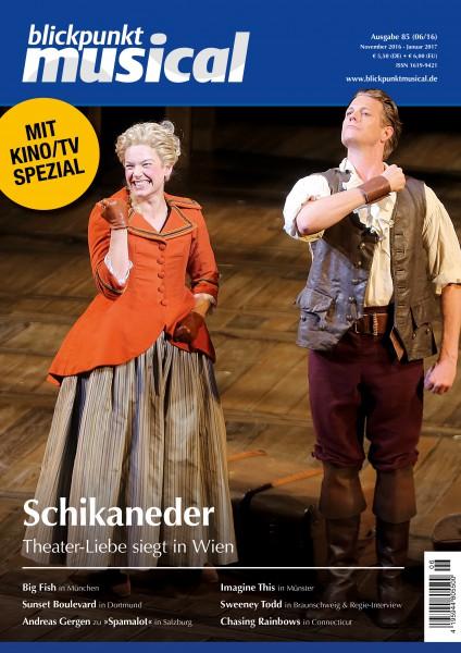 blickpunkt musical - 06-16 - Ausgabe 85- DOWNLOAD