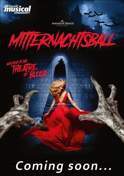 Sonderheft - Mitternachtsball 2017 - The Theatre of Blood BUNDLE