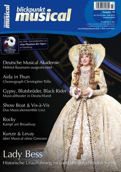 blickpunkt musical - 03-14 - Ausgabe 70