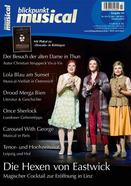 blickpunkt musical - 03-13 - Ausgabe 64 DOWNLOAD
