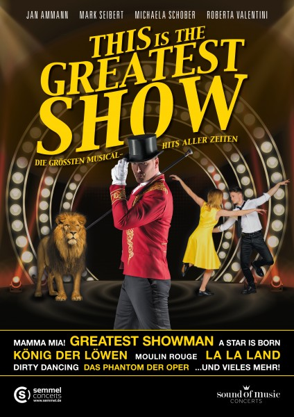 blimu-programm -THIS IS THE GREATEST SHOW - Tour 2020/2021
