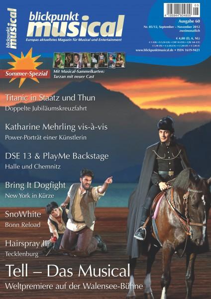 blickpunkt musical - 05-12 - Ausgabe 60