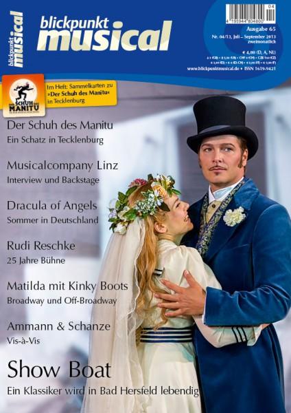 blickpunkt musical - 04-13 - Ausgabe 65