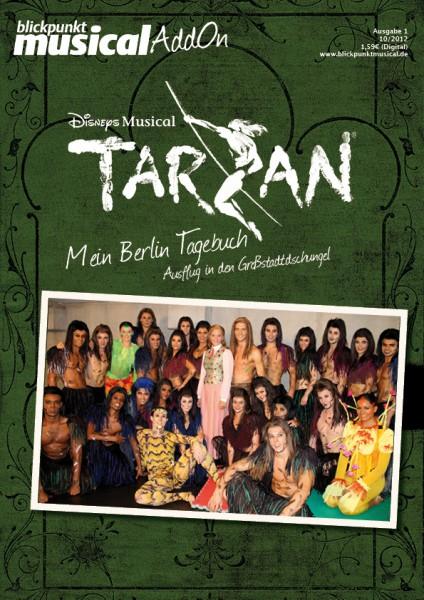 blimu-Addon - Tarzan - Mein Berliner Tagebuch