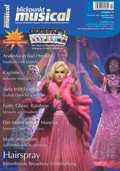 blickpunkt musical - 04-12 - Ausgabe 59