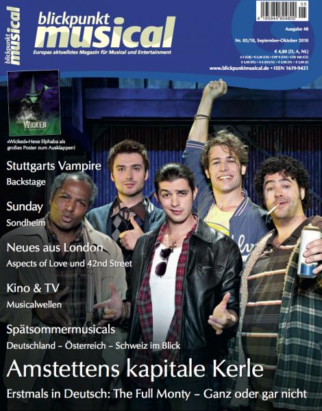blickpunkt musical - 05-10 - Ausgabe 48