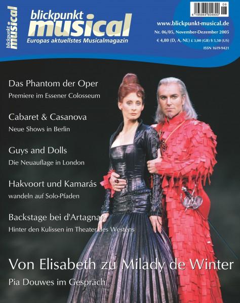 blickpunkt musical - 06-05 - Ausgabe 23