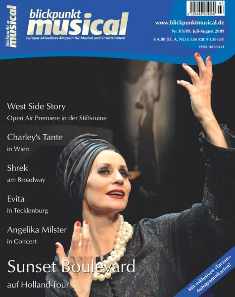 blickpunkt musical - 03-09 - Ausgabe 41