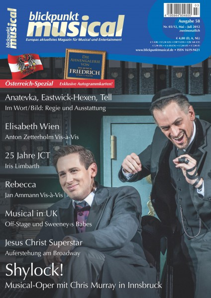 blickpunkt musical - 03-12 - Ausgabe 58