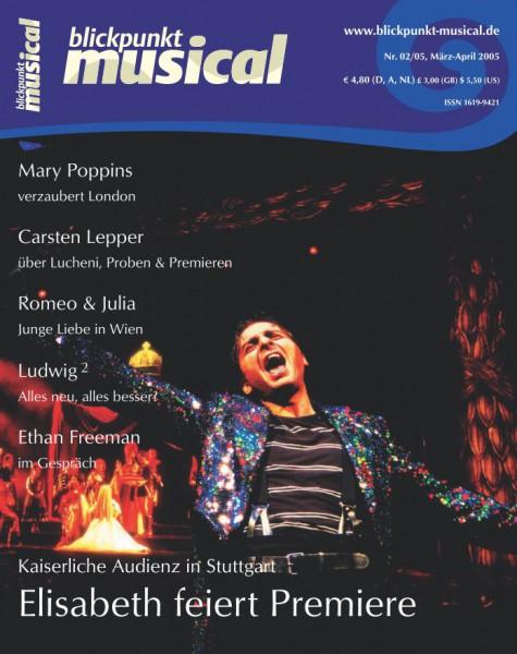 blickpunkt musical - 02-05 - Ausgabe 19