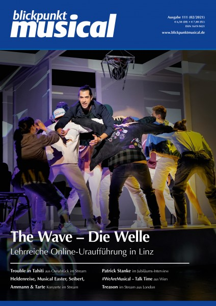 blickpunkt musical - 02-21 - Ausgabe 111