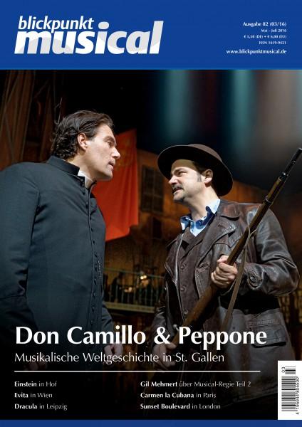 blickpunkt musical - 03-16 - Ausgabe 82