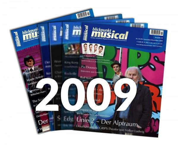 blickpunkt musical - Jahrgang 2009