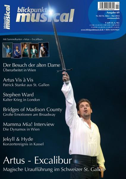 blickpunkt musical - 02-14 - Ausgabe 69 DOWNLOAD