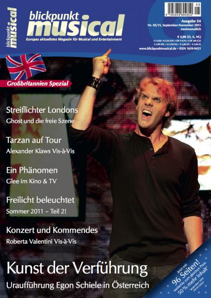 blickpunkt musical - 05-11 - Ausgabe 54