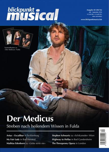 blickpunkt musical - 04-16 - Ausgabe 83