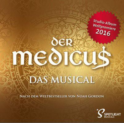 DER MEDICUS - Studioaufnahme - 2. Auflage - 19 Songs