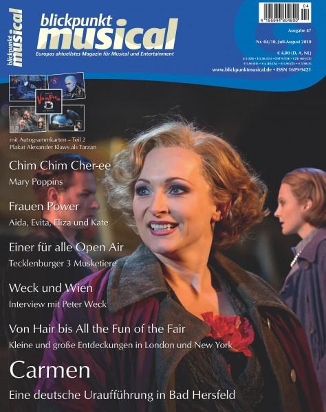 blickpunkt musical - 04-10 - Ausgabe 47