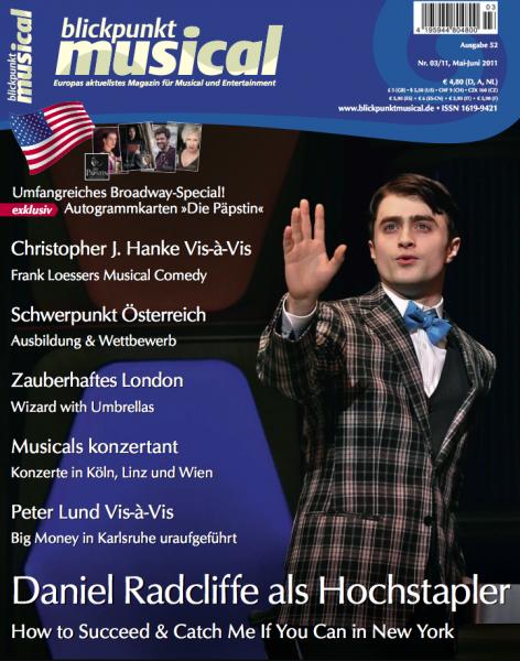 blickpunkt musical - 03-11 - Ausgabe 52