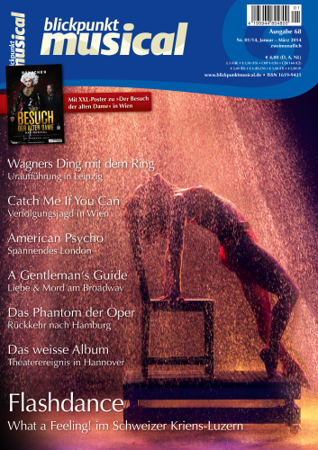 blickpunkt musical - 01-14 - Ausgabe 68