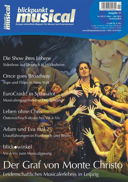 blickpunkt musical - 02-12 - Ausgabe 57